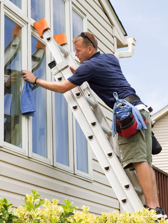 Residential Window Cleaning Gutter Cleaning And Power
