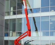 Elevated Commercial Window Cleaning